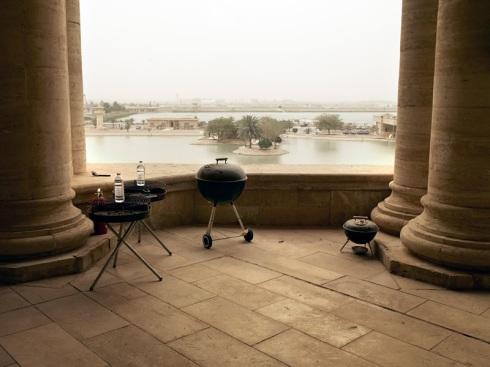BBQ in Bagdad